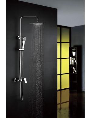 Barre de douche option baignoire serie liverpool