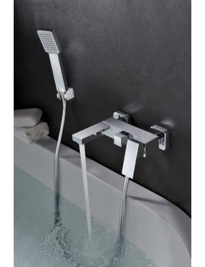 Robinet mono-commande de bain / douche serie valencia