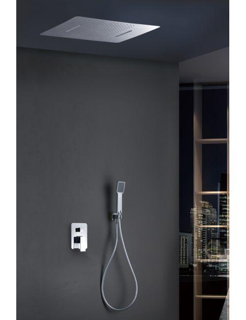 Conjunto de ducha empotrado lujo serie sumatra